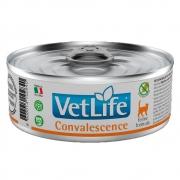 Vet Life Wet Lata Gatos Convalescence 85g