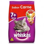 Whiskas Adulto Carne 7+ Anos