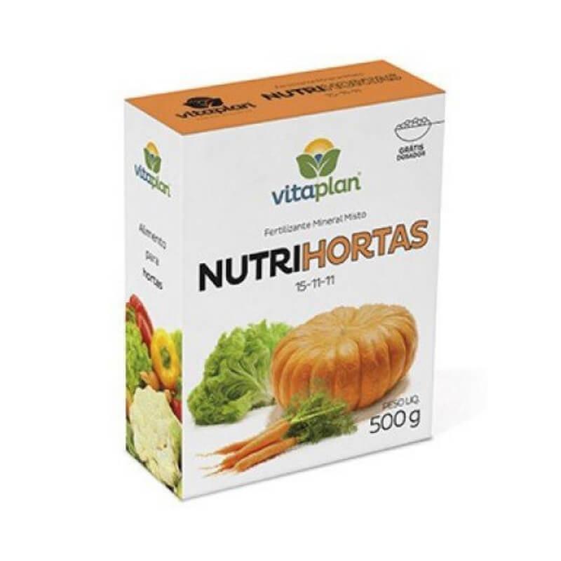 Adubo Nutrihortas Nutriplan 500g