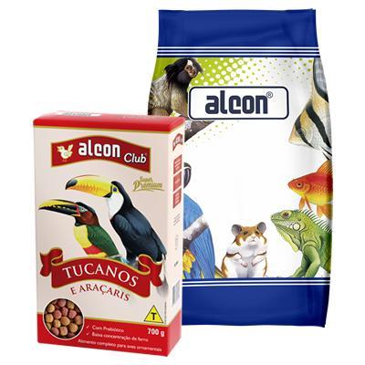 Alcon Club Tucano e Araçaris