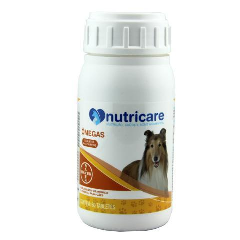 Bayer Nutricare Omegas 60 Tabletes