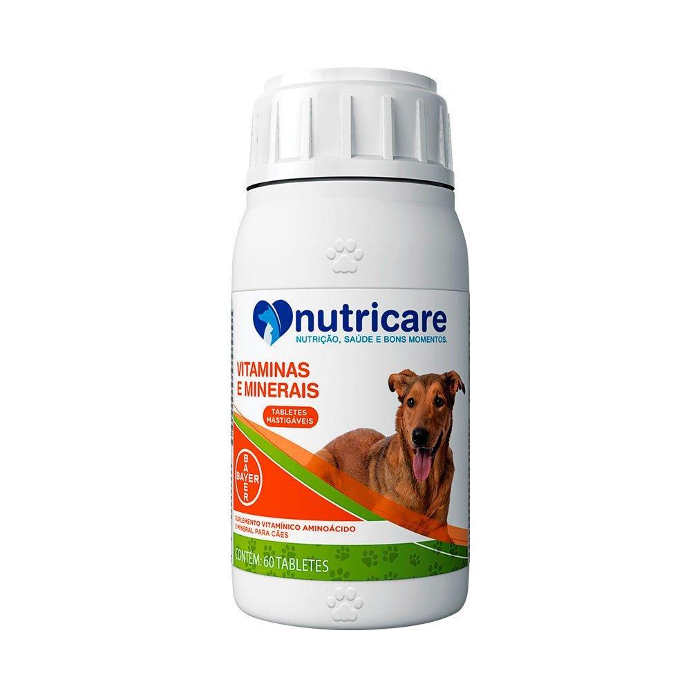 Bayer Nutricare Vitaminas 60 Tabletes