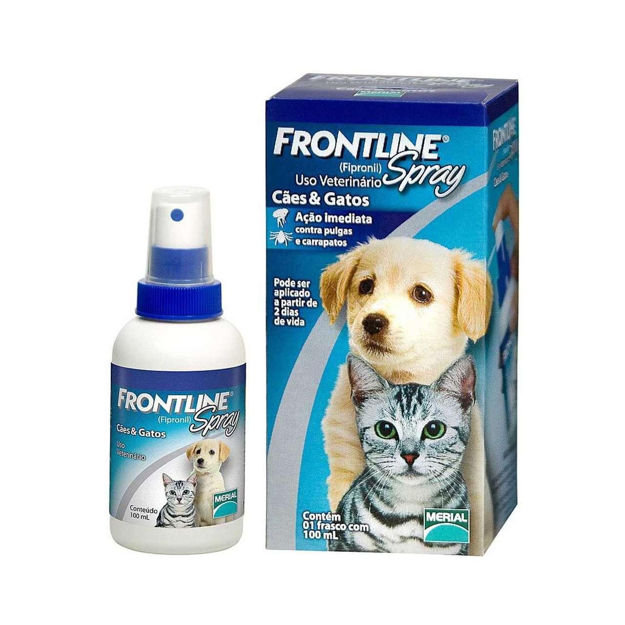 Boehringer Frontline Spray