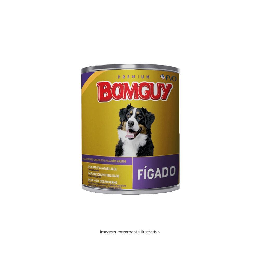 Bomguy Lata Figado 300g