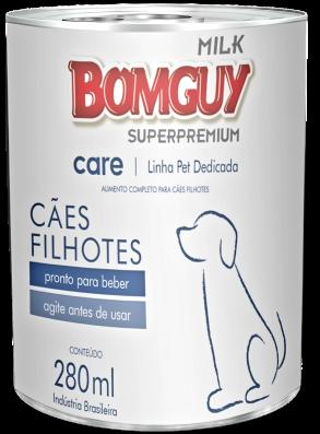 Bomguy Milk Care Lata Filhote 280ml