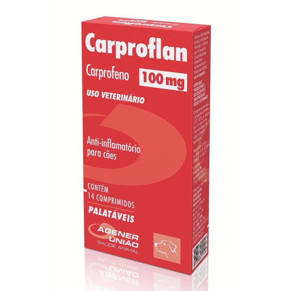Carproflan - 14 Comprimidos