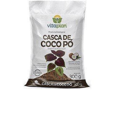 Casca de Coco Pó Vitaplan 300g