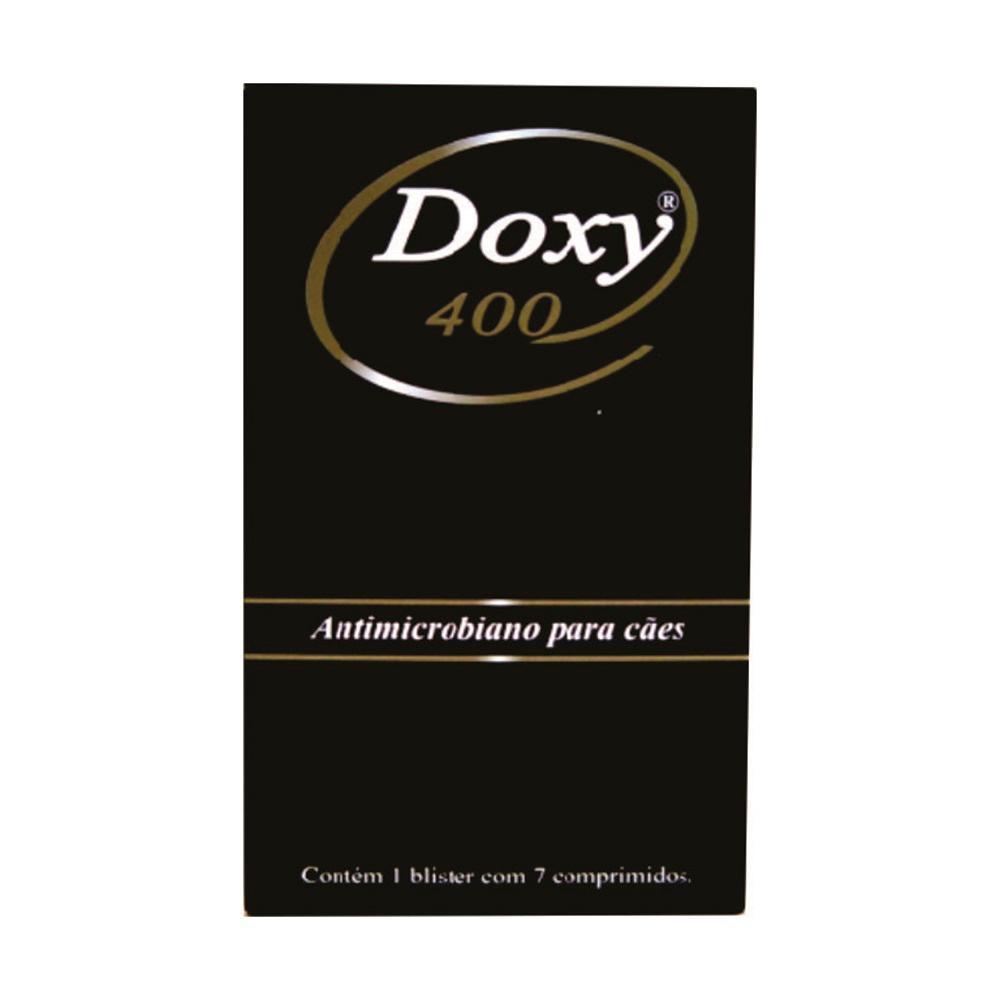 Cepav Doxy 400mg - 7 Comprimidos