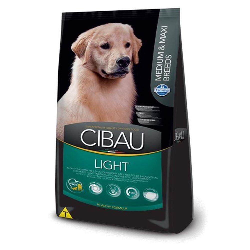 Cibau Light Medium/Maxi Breeds 12kg