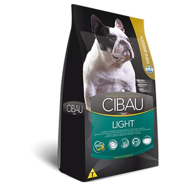 Cibau Light Mini Breeds 3kg