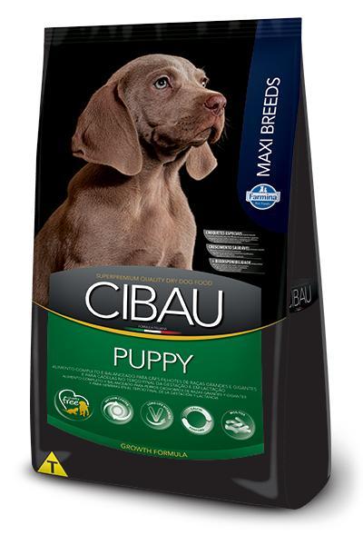 Cibau Puppy Maxi Breed