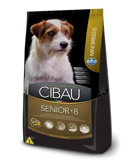 Cibau Senior +8 Mini Breeds 3kg