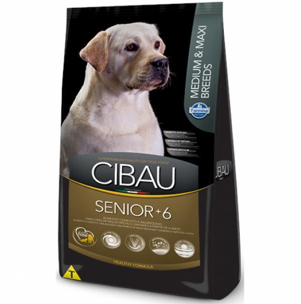 Cibau Senior Medium/Maxi Breeds 12kg