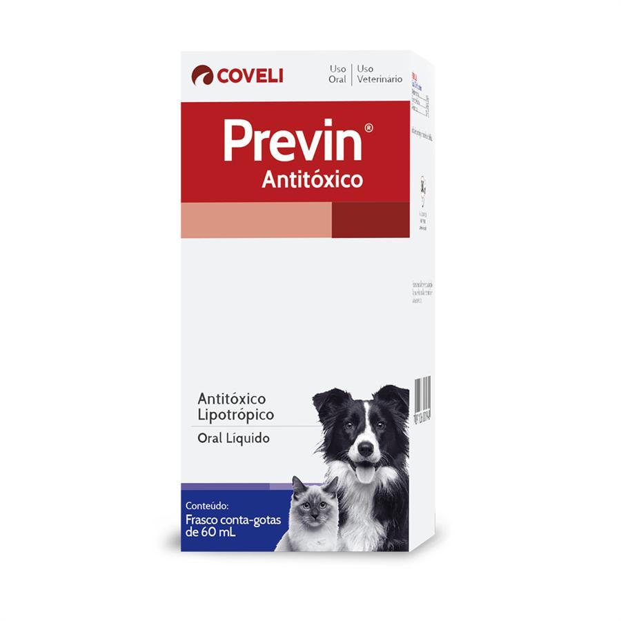 Coveli Previn Antitóxico 60ml