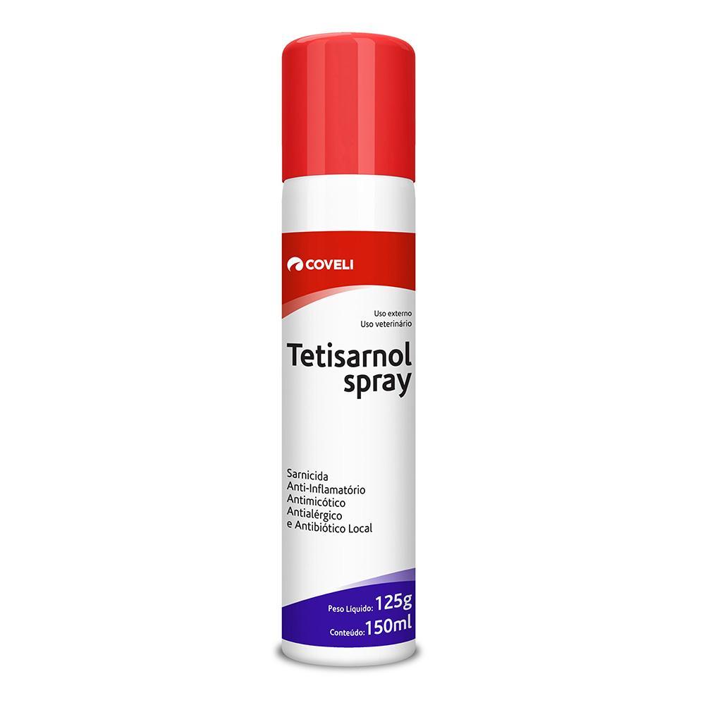 Coveli Tetisarnol Spray 125g