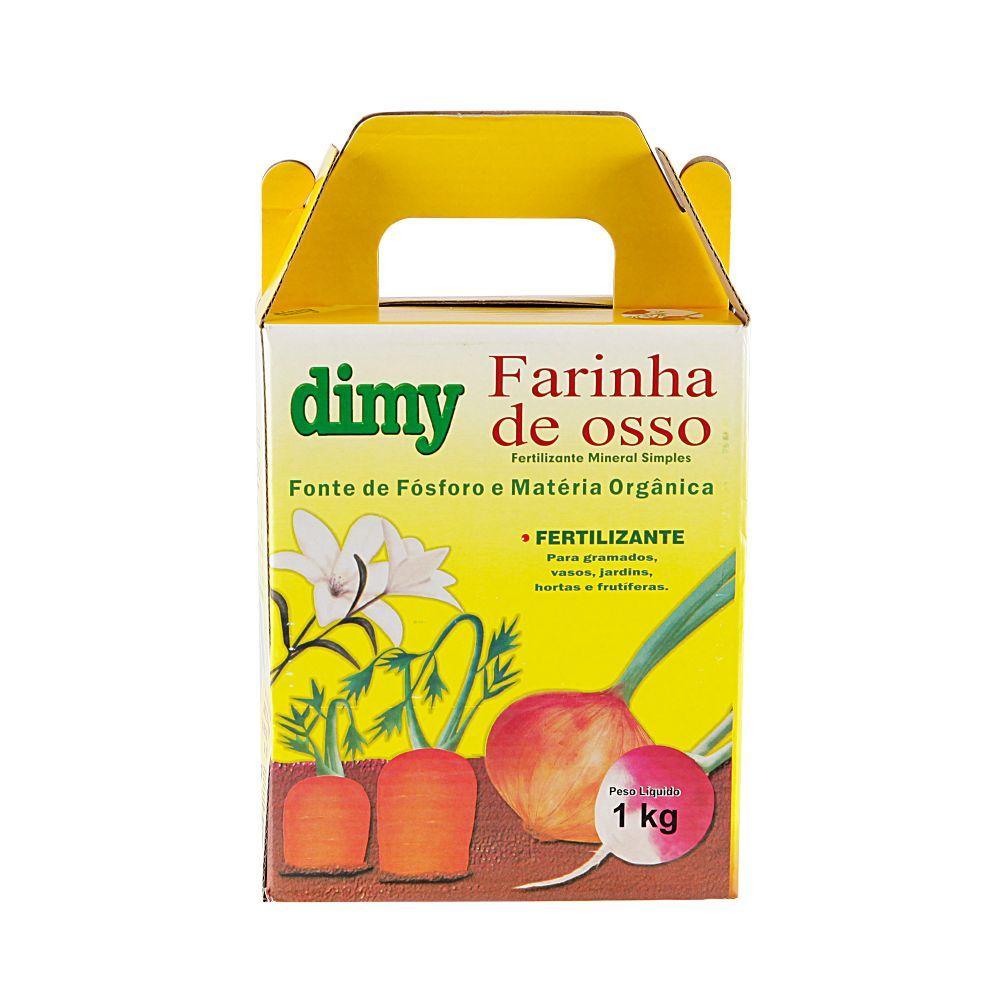 Dimy Farinha de Osso 1Kg