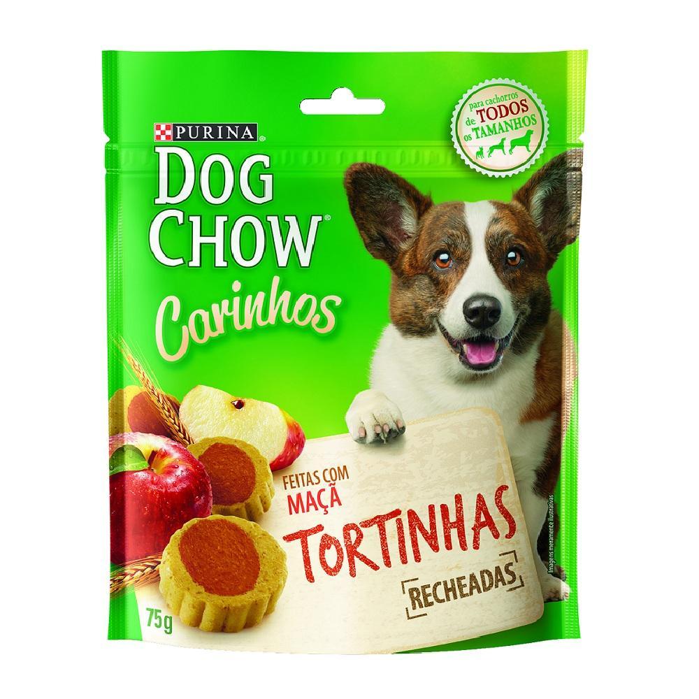Dog Chow Carinhos Tortinhas 75g