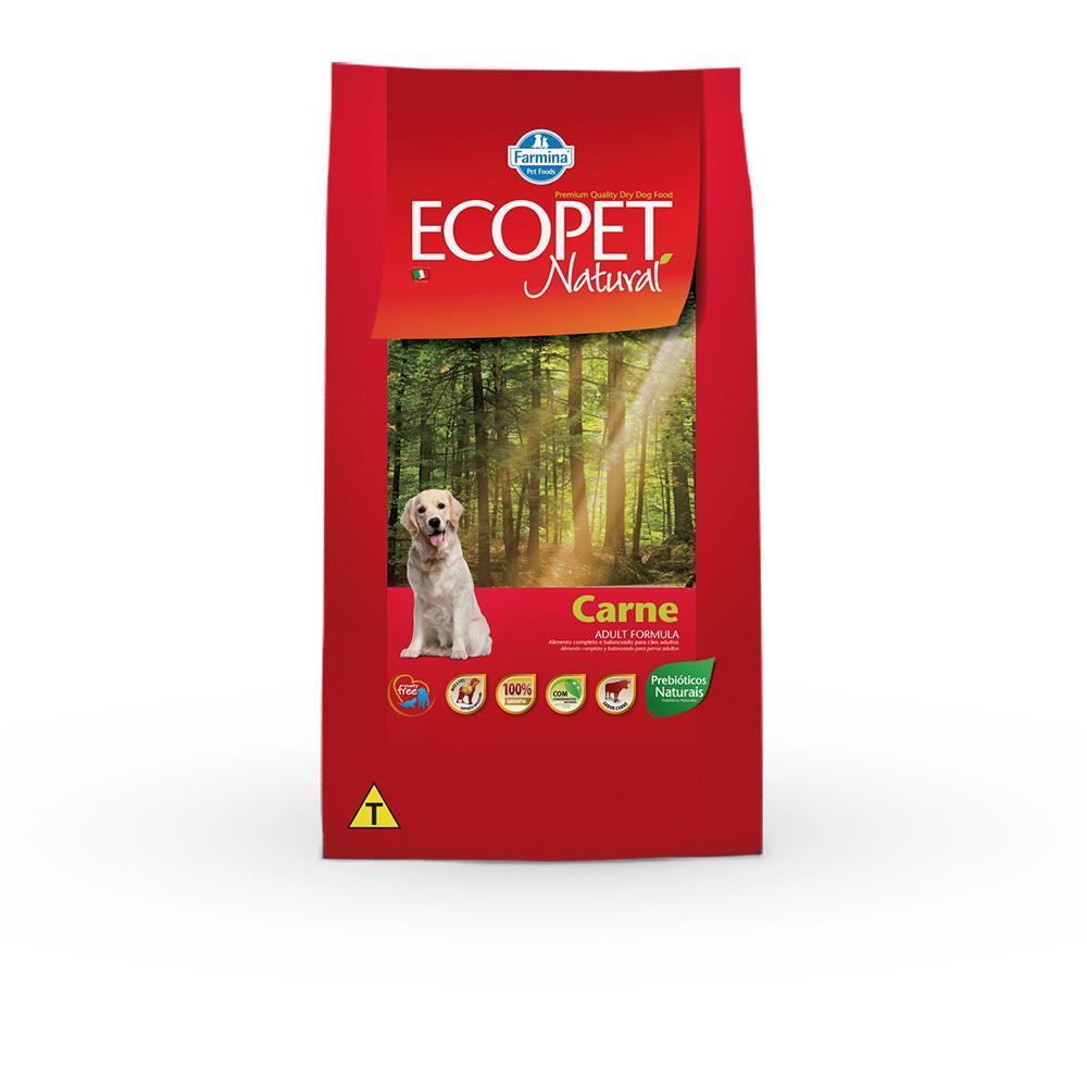 Ecopet Adulto Carne 15Kg