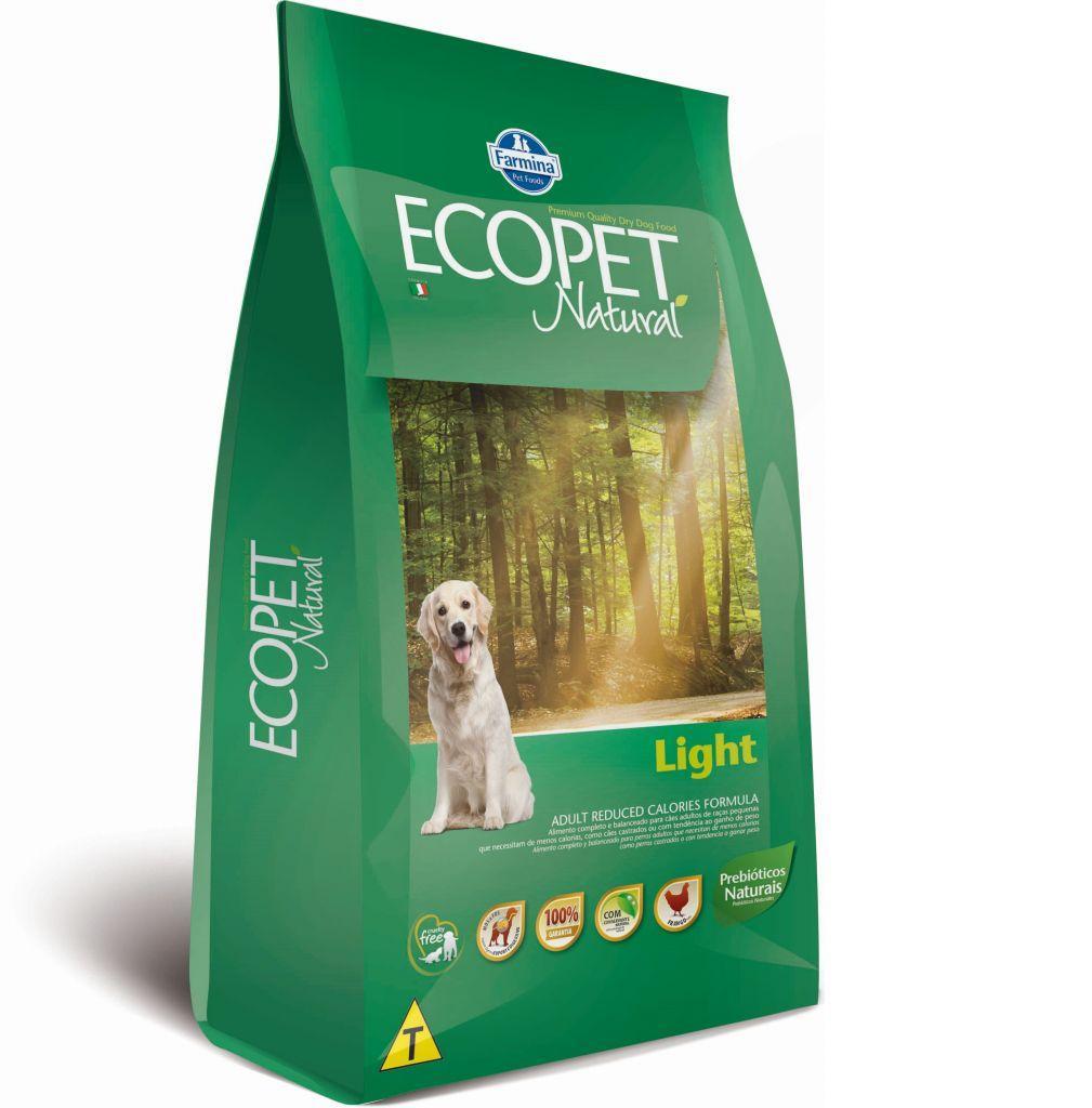 Ecopet Natural Light 15kg