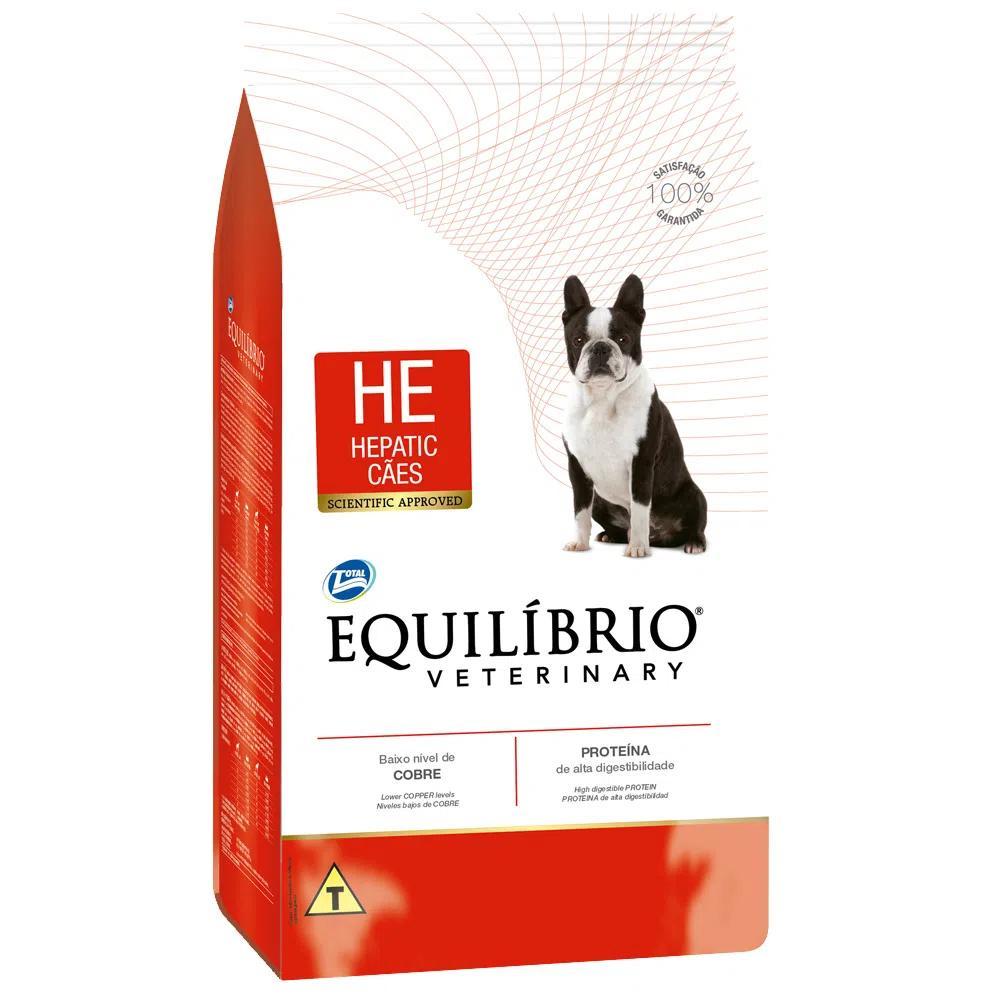 Equilíbrio Natural Dog Hepatic