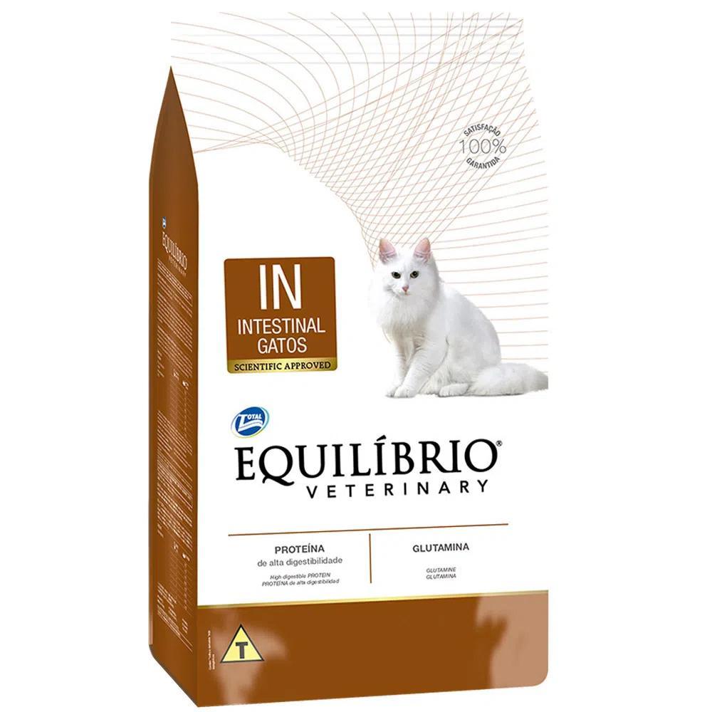 Equilíbrio Veterinary Cat Intestinal 2kg
