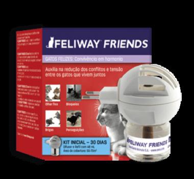 Feliway Difusor + Refil 48ml