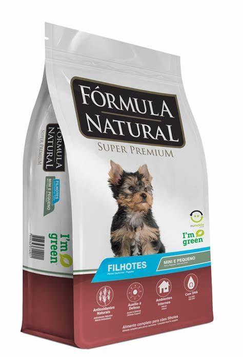 Formula Natural Caes Filh Mini/Peq Porte