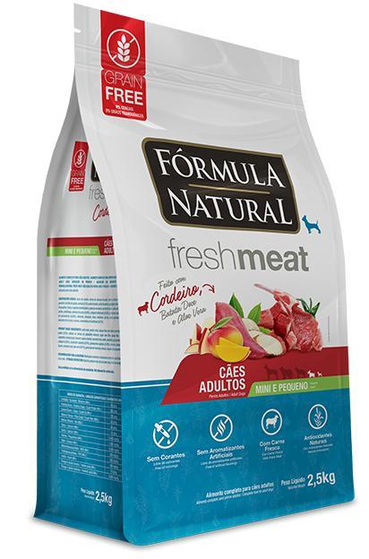 Formula Natural Fresh Caes Adultos Cord Min/Peq