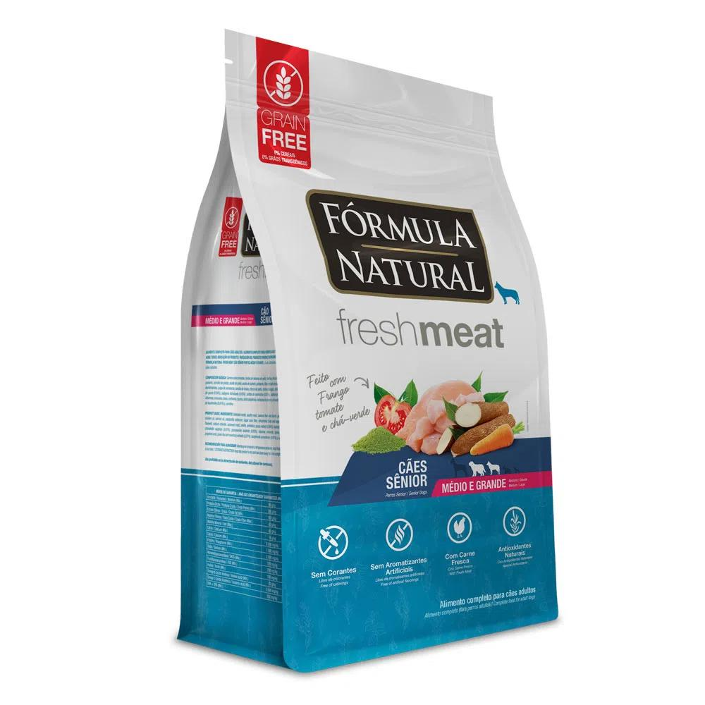 Formula Natural Fresh Caes Senior Med/Gr