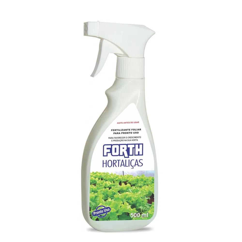 Forth Hortaliças Foliar 500ml