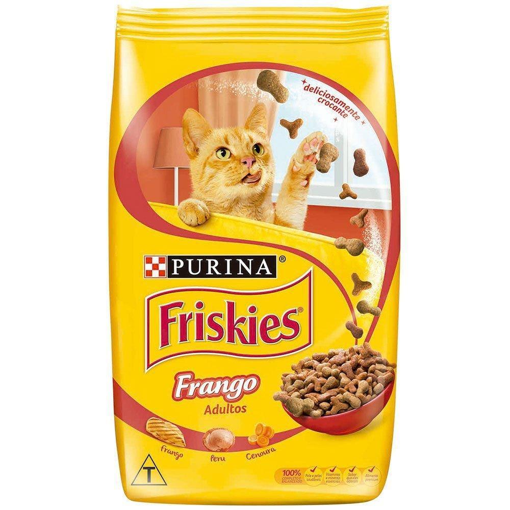 Friskies Adultos Frango 3kg