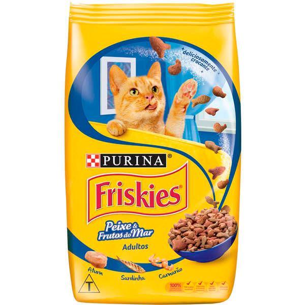 Friskies Peixe e Frutos Do Mar 3kg