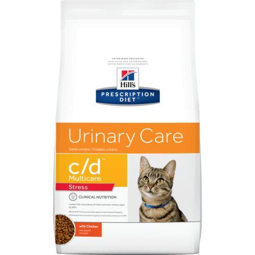 Hill's Feline C/D Stress 1,81kg