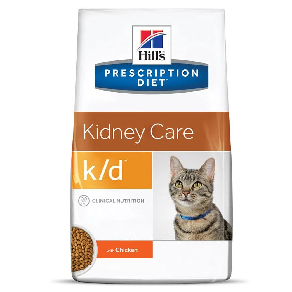 Hill's Feline Prescription K/D