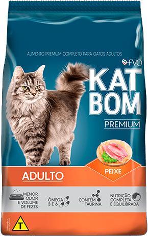 KatBom Gatos Peixe