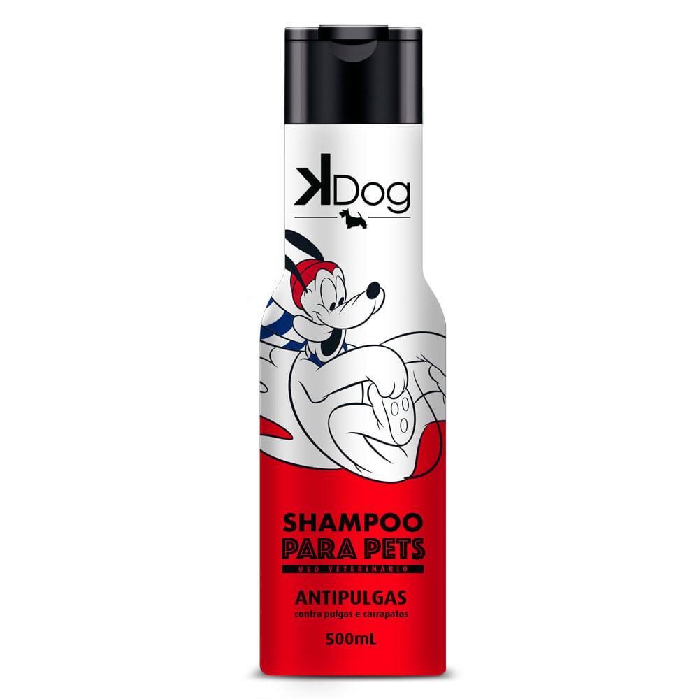 Kdog Disney Shampoo Antipulgas 500ml