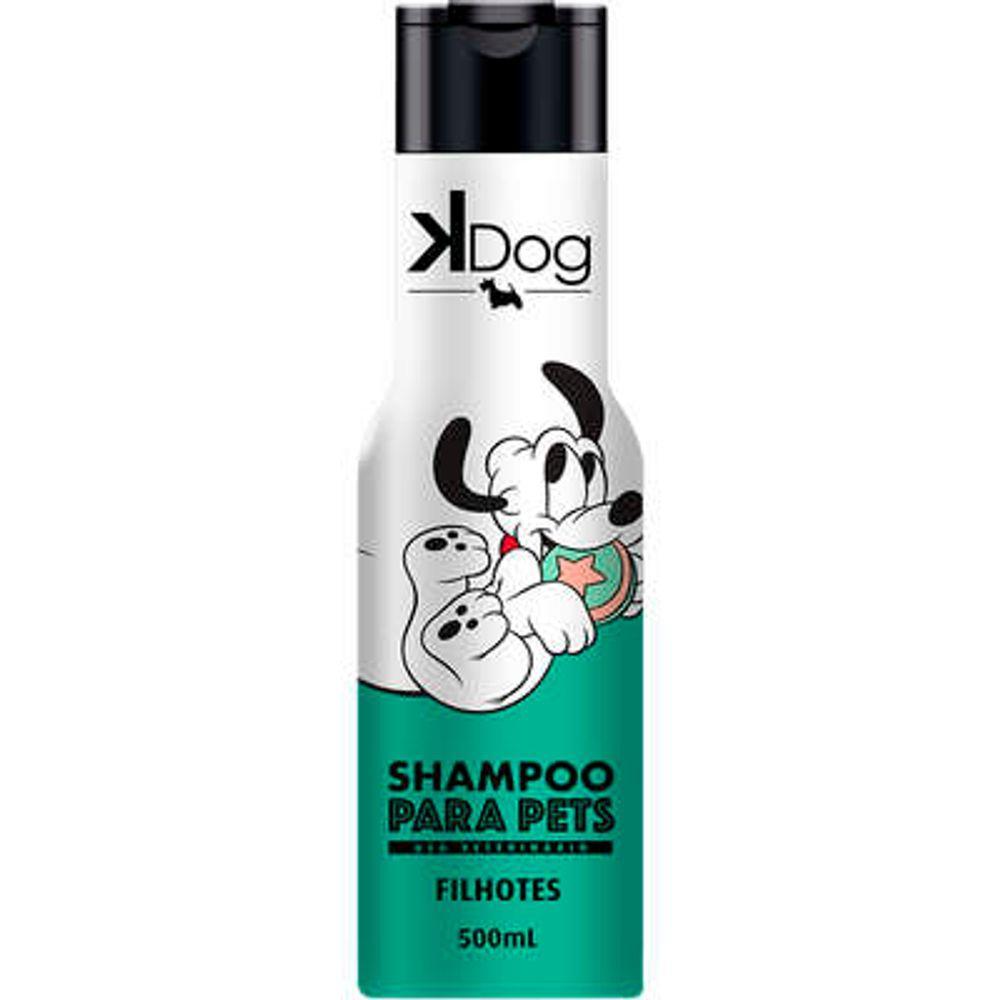 Kdog Disney Shampoo Filhotes 500ml