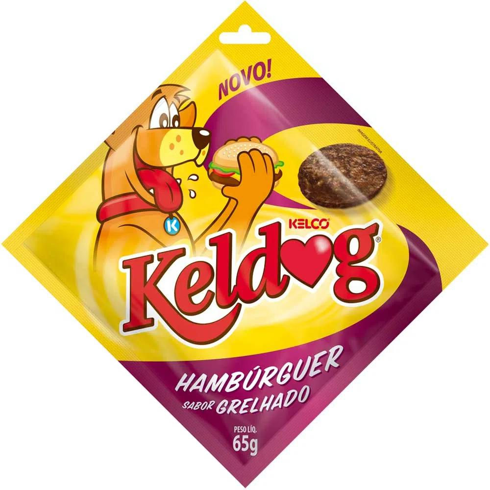 Kelco Keldog Hamburguer 65g
