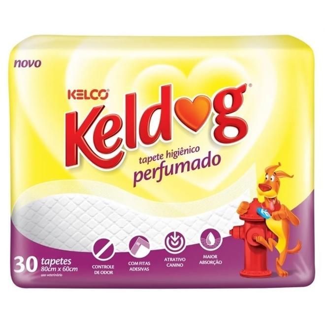 Kelco Tapete Higiênico Keldog Perfumado