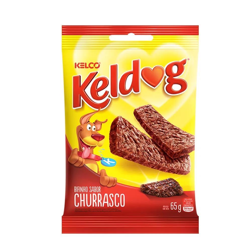 Keldog Bifinho Churrasco com 3 Unidades