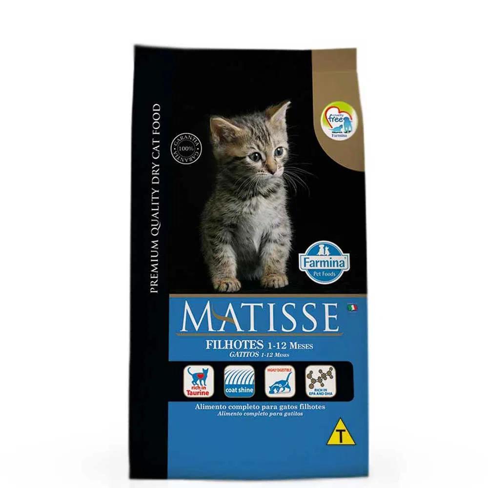 Matisse para Gatos Filhotes 2kg