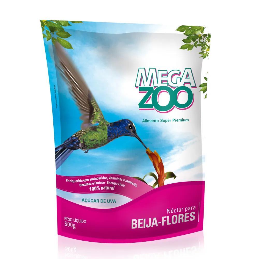 Megazoo Beija-Flores 500G