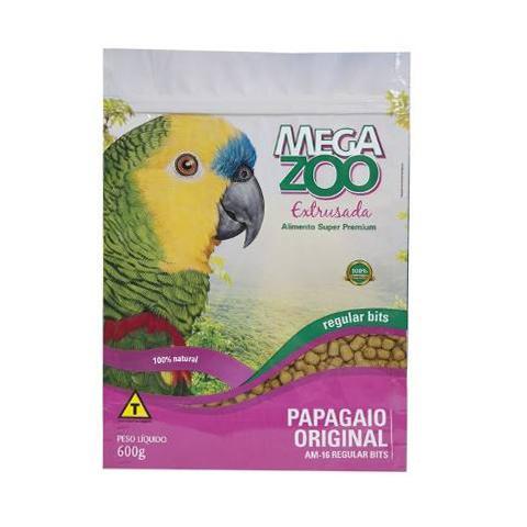 Megazoo Papagaios Original 600g