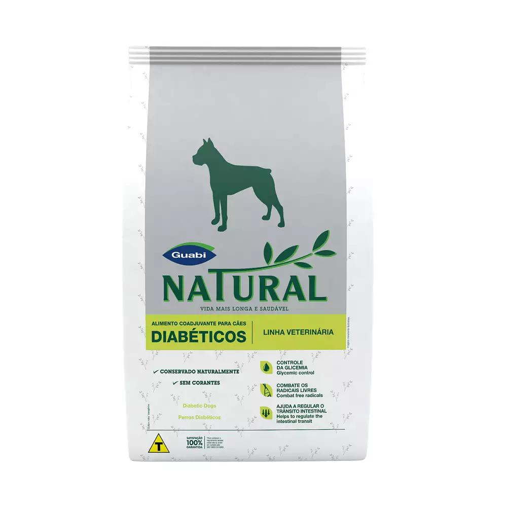 Natural Cães Diabéticos 10,1kg