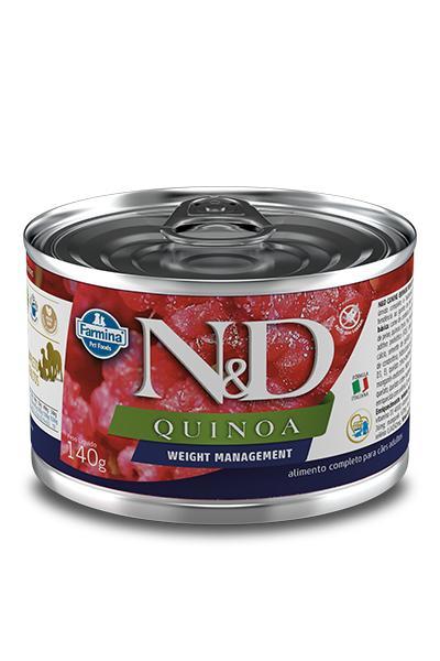 NED Quinoa Lata Cães Adultos Weight Management