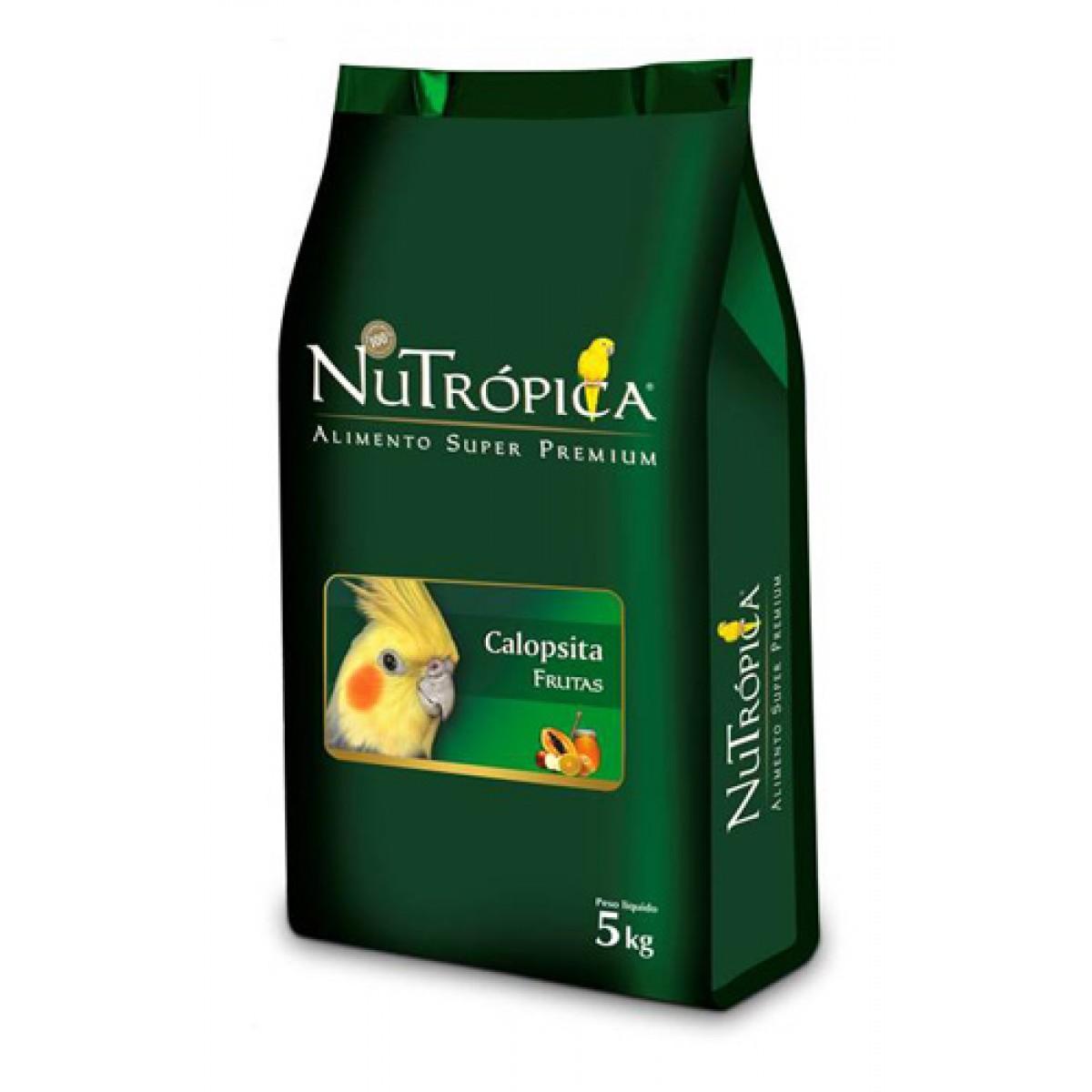 Nutropica Calopsita Com Frutas