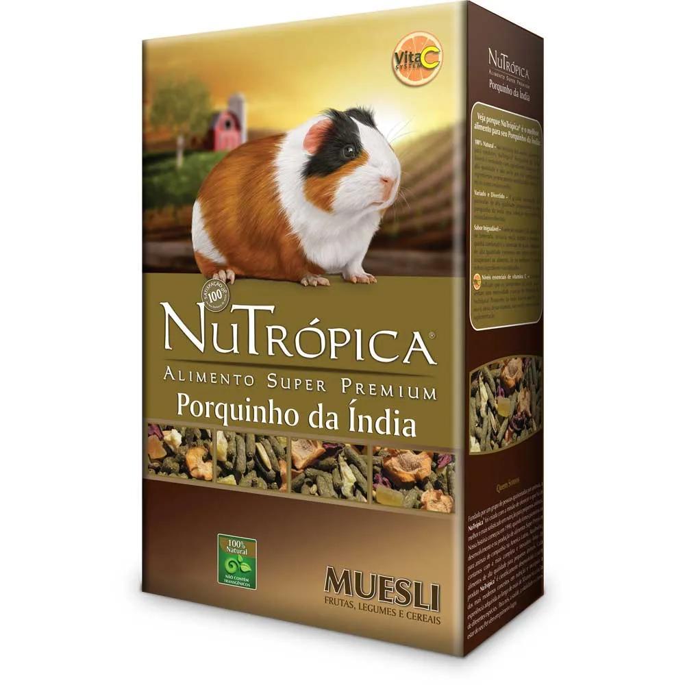 Nutrópica Porquinho da Índia Muesli 500g