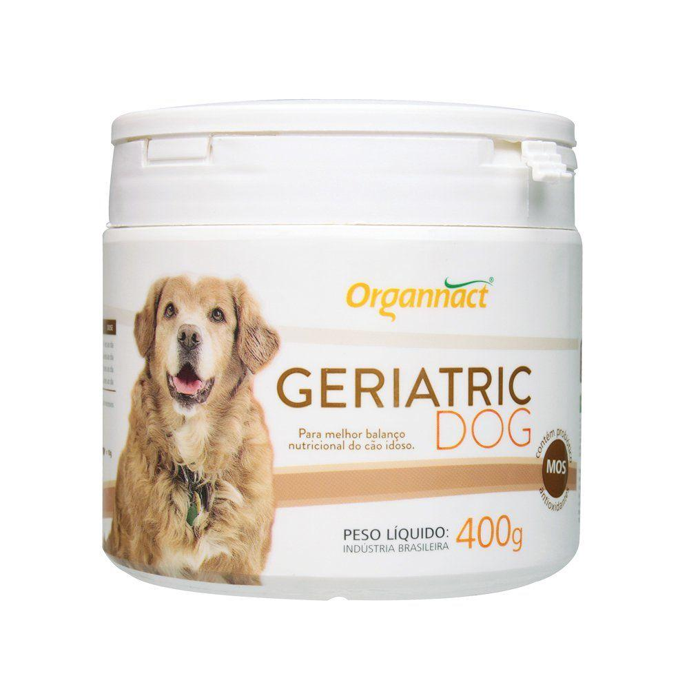 Organnact Geriatric Dog 400g