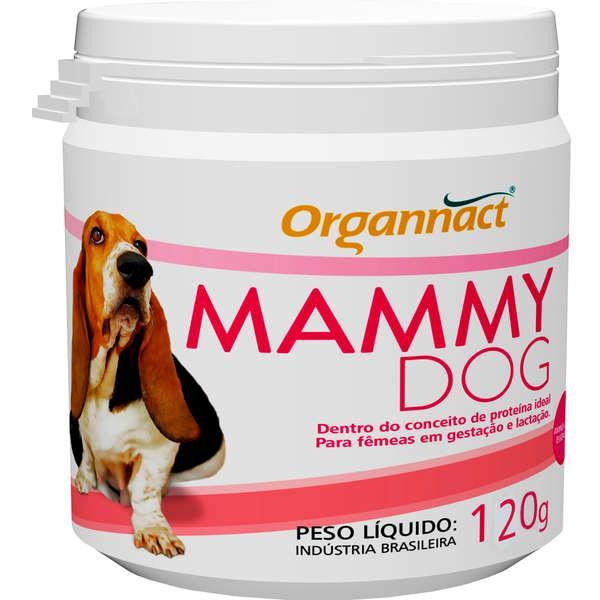 Organnact Mammy Dog Po 120g