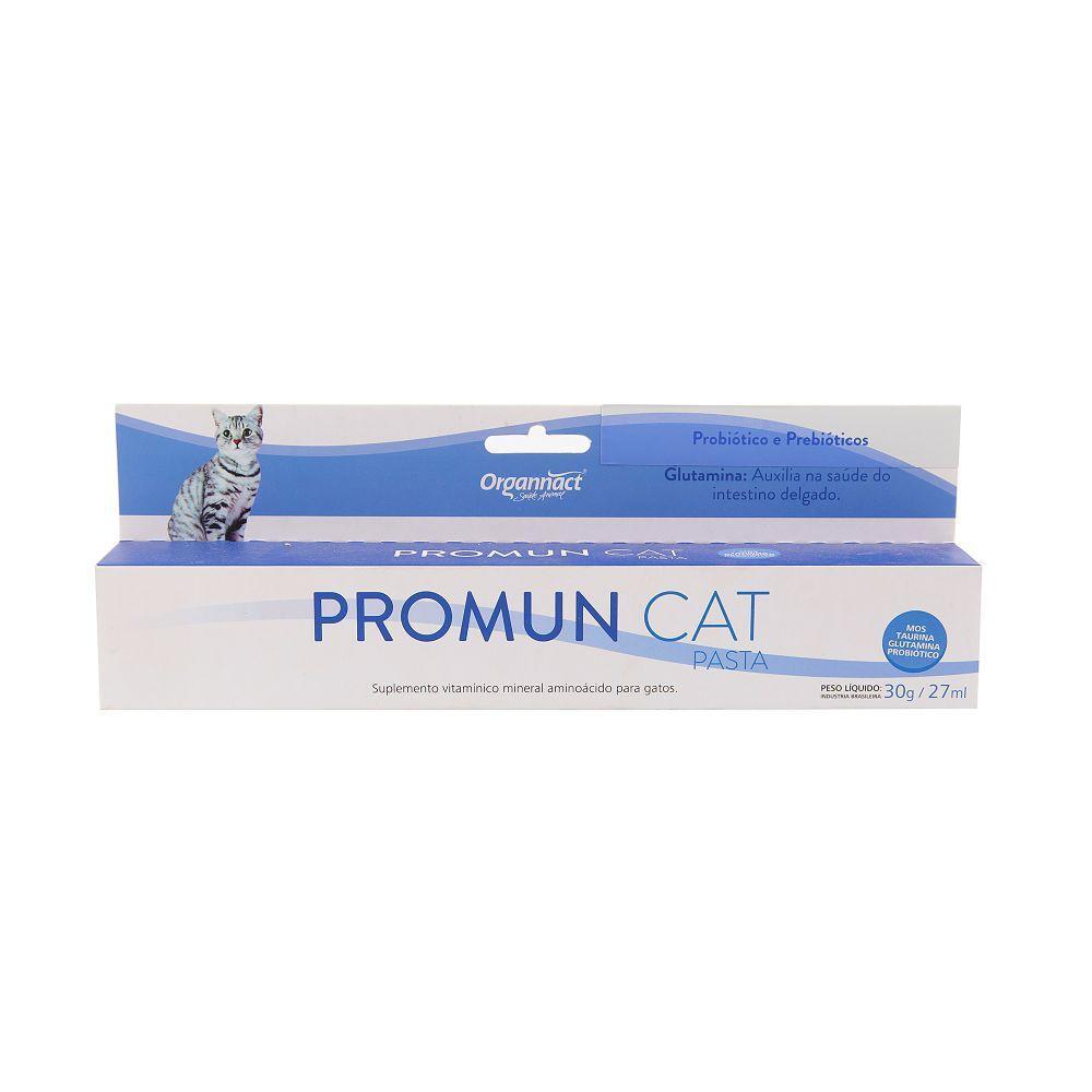 Organnact Promun Cat Pasta 30g